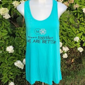 Because we are better together tank top 2xl